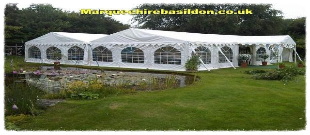 Marquee Hire On Canvey Island Southend Benfleet Jardin